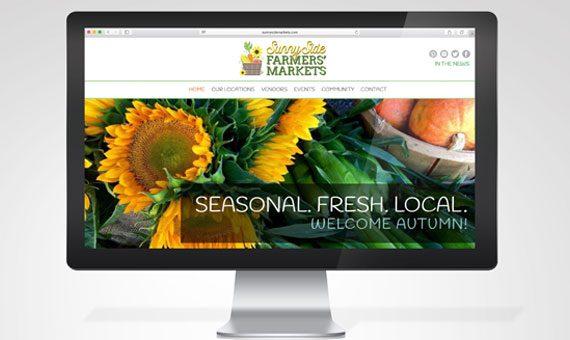 Sunny Side</br> Farmers&#8217; Market